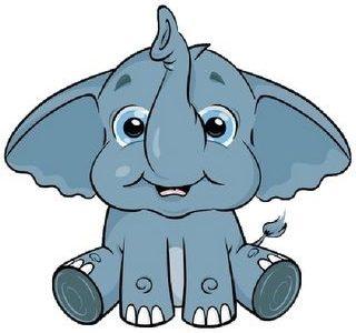 Tvrdoglavi slonić