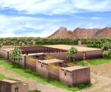 Historija Poslanikove, s.a.v.s., džamije