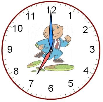 Učimo koliko je sati