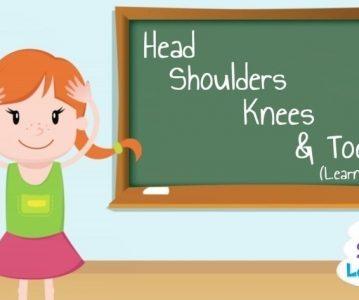 Head, Shoulders, Knees & Toes – Glava, ramena, koljena i nožni prsti