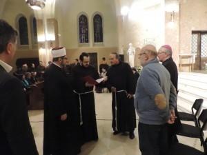 Međureligijski molitveni susret – Bistrik 2015.