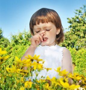 Alergije kod djece