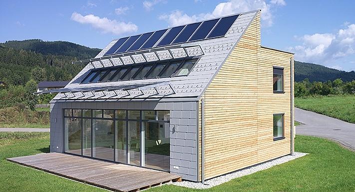 Solarna aktivna kuća