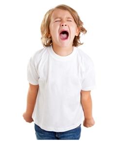 Kako izaći na kraj s napadajem bijesa kod djece?