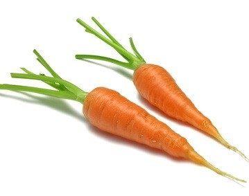 Dvije šargarepe na dan