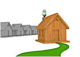 Drvene kuće – ekološki i energetski učinkovito