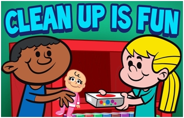 Let's Clean Up – Pospremimo