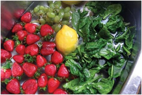 Kako ukloniti pesticide s voća i povrća?