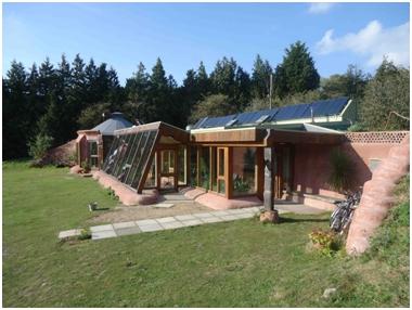 Earthship – projekt samoodrživih kuća