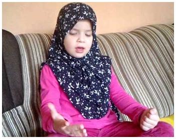 Djeca uče Kur'an – El-Gašije