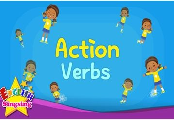 Action Verbs – Glagoli radnje