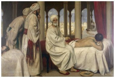 Arapsko-islamska medicina i njen značaj za razvoj medicine u Europi