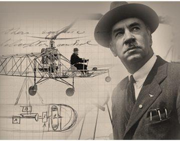Tko je izumio helikopter?