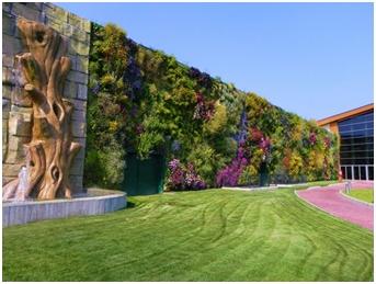 Najveći vertikalni vrt na svijetu