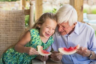 Osam prehrambenih pravila za starije osobe