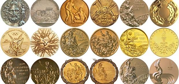 Priča o olimpijskim medaljama