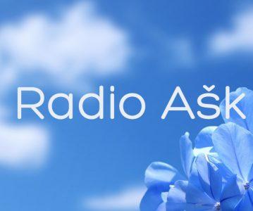 Radio AŠK 01.9.2016