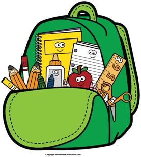 Školski pribor – الادوات المدرسية