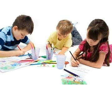 Bogatstvo dječijih crteža