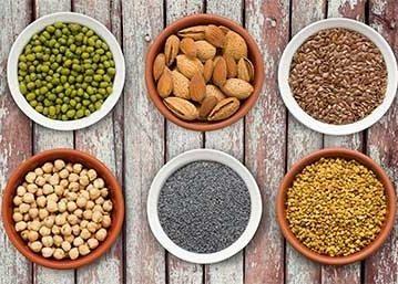 Biljni izvori omega-3 masnih kiselina