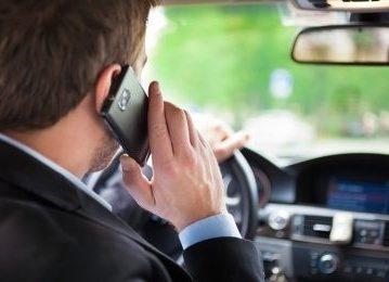 Upotreba mobitela – opasnost u vožnji