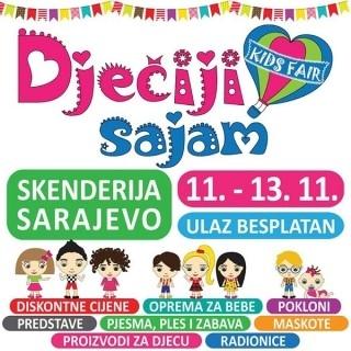 Učešće Asocijacije na 3. Dječijem sajmu