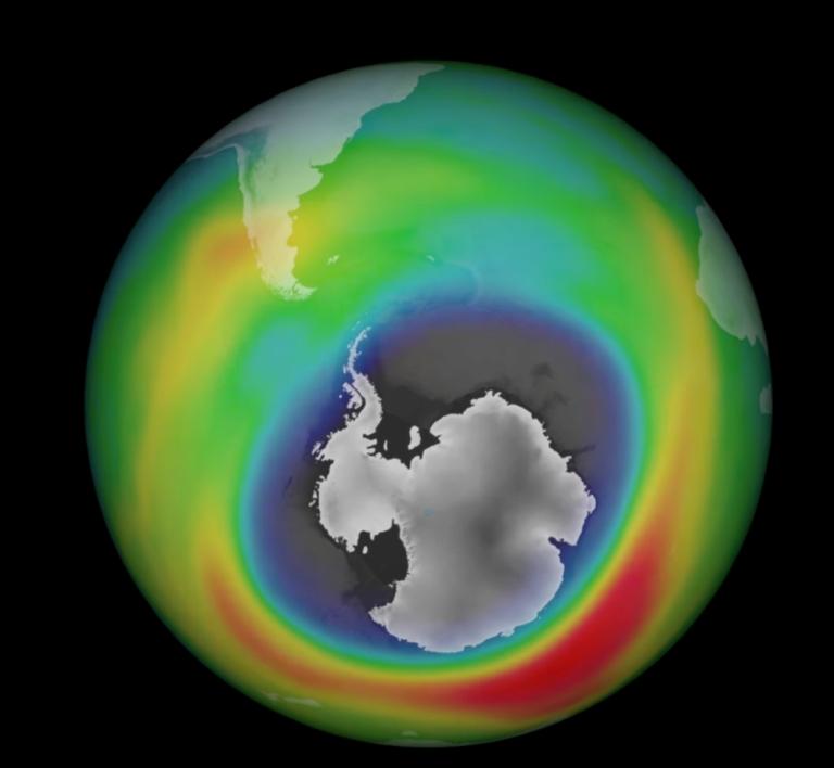 """Što su """"ozonske rupe""""?"""