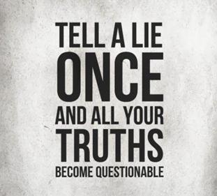Mala laž