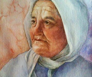 Stara majka