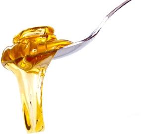 Mješavina meda i himalajske soli za bolji san