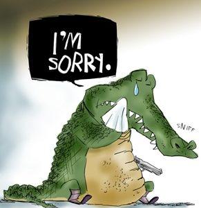 Krokodilske suze