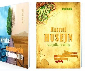 Dvije nove knjige Esada Bajića