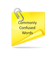 The Most Commonly Confused Words