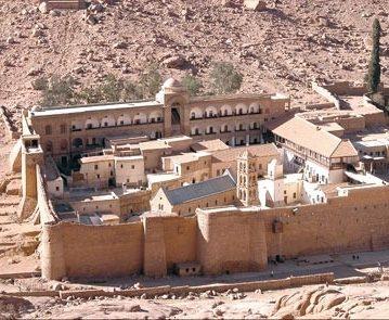 Ugovor o miru između Muhammeda, a.s., i monaha iz manastira Sveta Katarina