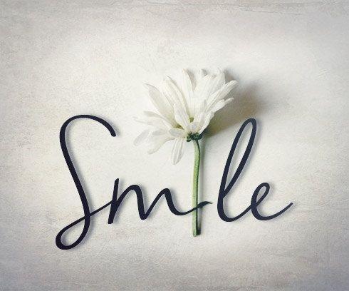 Osmijeh je zarazan