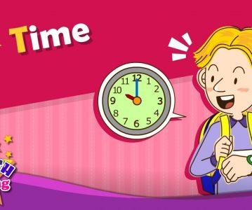 What time is it? – Koliko je sati?