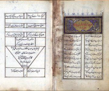 Diwan-i džami: Književna tradicija muslimana