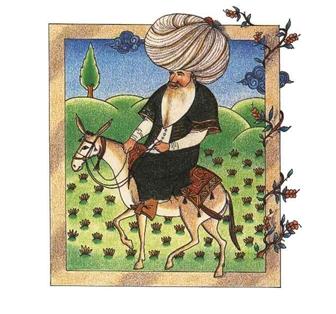 Nasrudin-hodža krijumčar