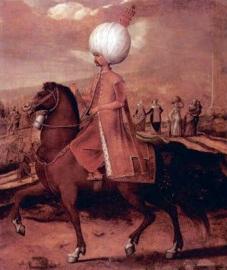 Sultan i derviš