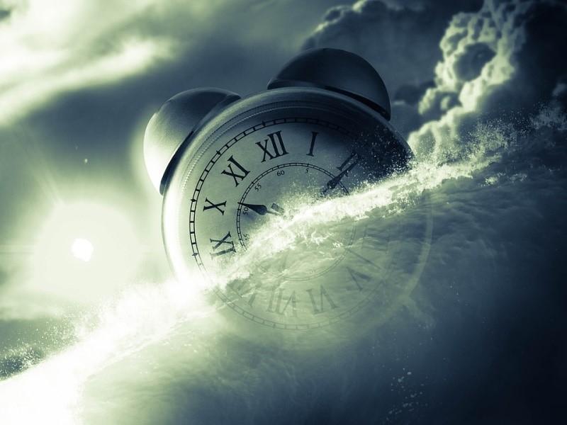 Brzina prolaska vremena