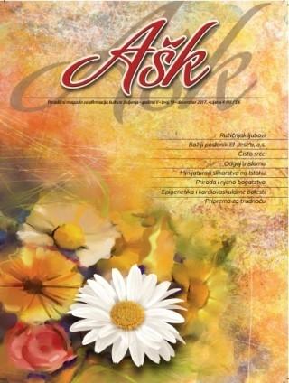 Promocija 19. broja magazina AŠK – TV HEMA
