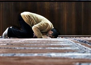 Lijepo ponašanje u džamiji