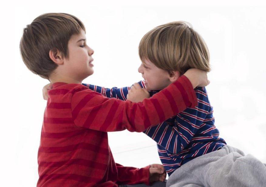 Da li je vaše dijete agresivno?