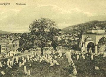 Groblje Alifakovac sa turbetima