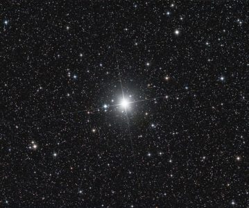 Najsjajnija zvijezda na nebu