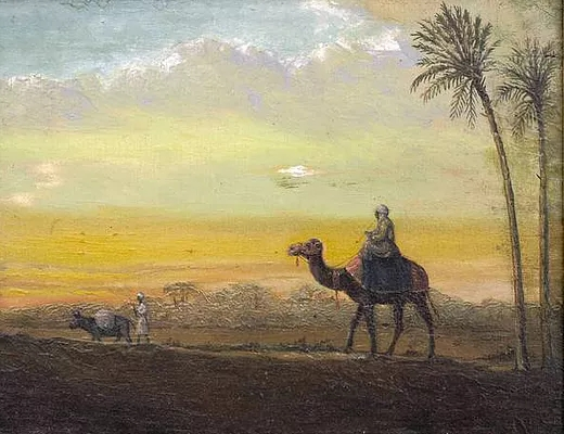 Mus'ab ibn Umejr, izaslanik poslan u Medinu