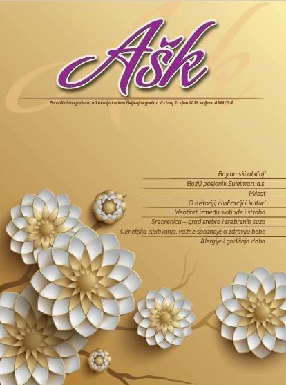 Promocija 21. broja magazina AŠK – TV HEMA