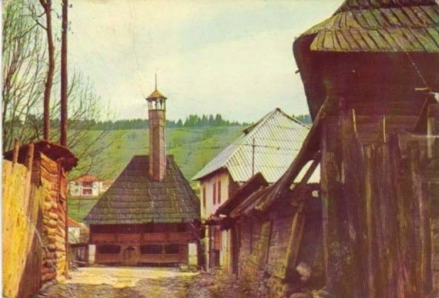Arhitektura starih džamija