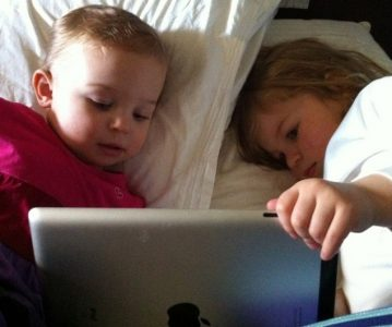 Utjecaj ekrana na dječji san