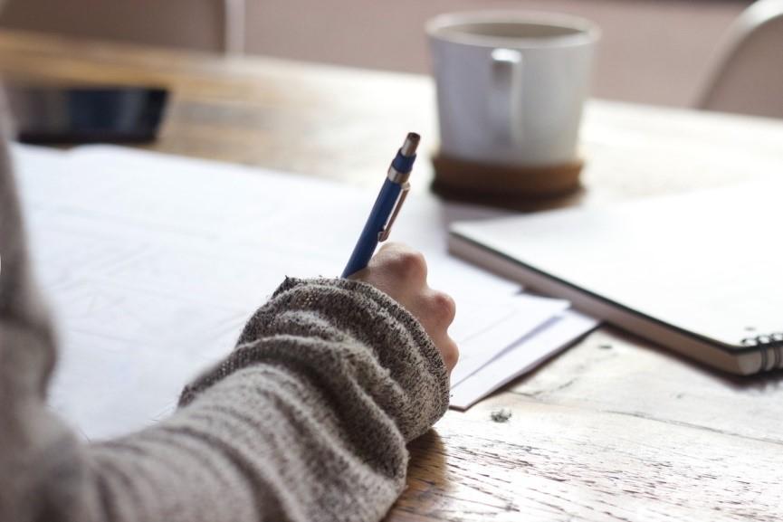 Ekspresivno pisanje – vlastite riječi kao lijek